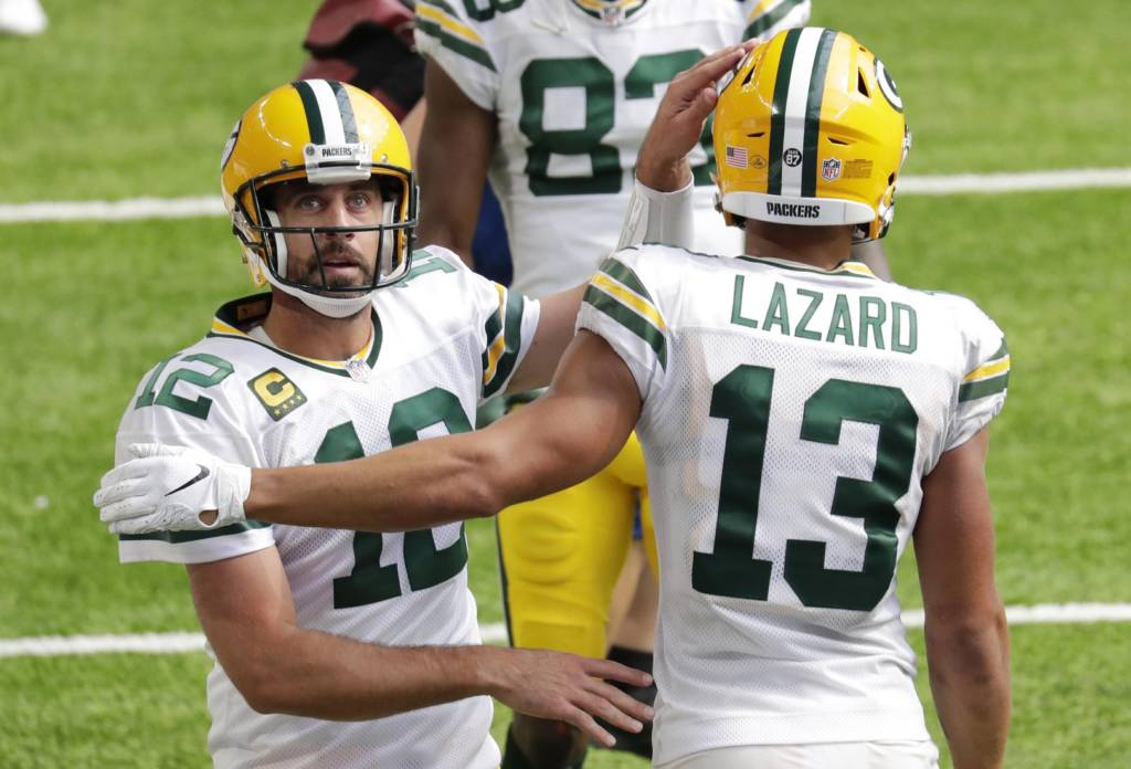 What Allen Lazard S Return Means For The Packers Offense Zone Coverage
